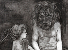 Angel and the Lion