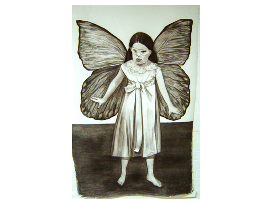 Butterfly Girl (sold)