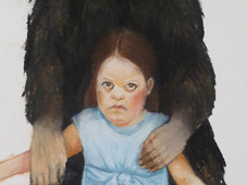 Girl and The Bear