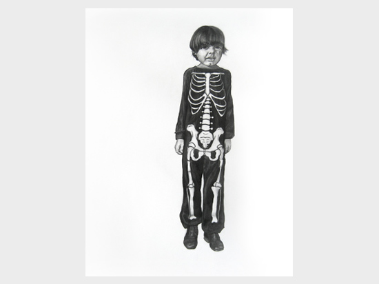 Skeleton Boy