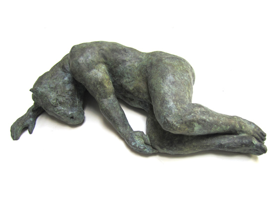 Sleeping Minotaur (sold)