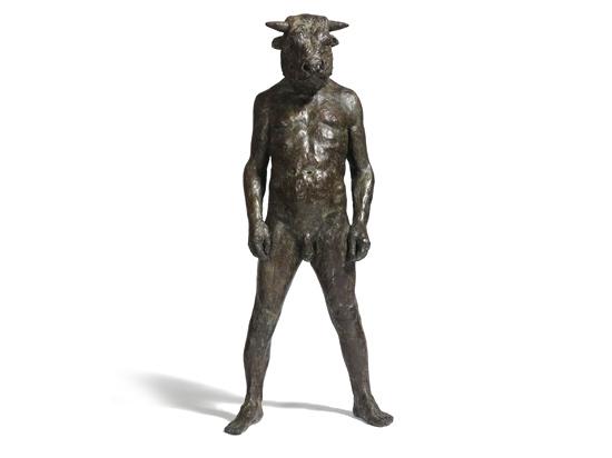 Standing Minotaur I