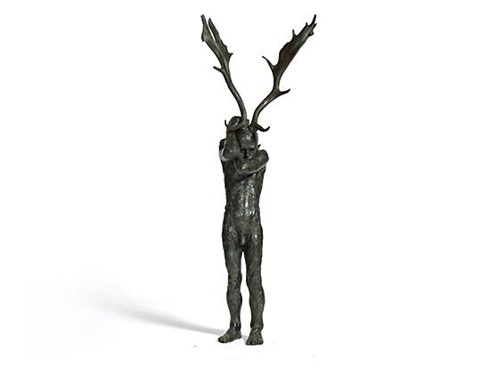 Antler Figure