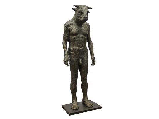 Giant Standing Minotaur II