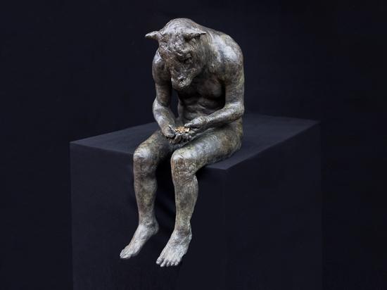 Minotaur Reading IV