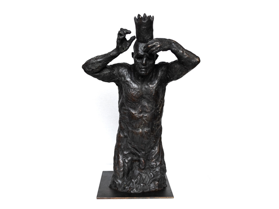 King Minos ¾ study
